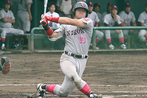 file#025 松井淳(外野手・ヤクルト)の場合   週刊野球太郎